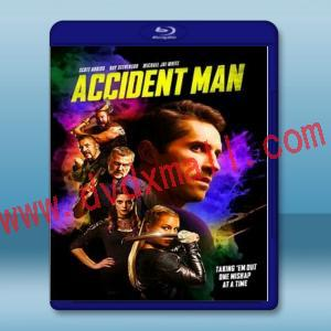 意外殺手 Accident Man (2018) 藍光25G