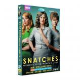 Snatches: Moments from Women's Lives 她說:女性人生瞬間  第1季 3DVD