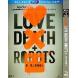 愛✕死✕機器人 Love, Death & Robots (2019) DVD