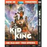 王者少年 The Kid Who Would Be King‎ (2019) DVD