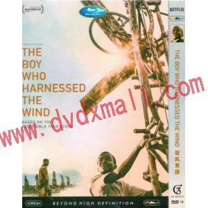 馭風男孩 The Boy Who Harnessed the Wind (2019) DVD