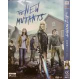 變種人 The New Mutants (2020) DVD